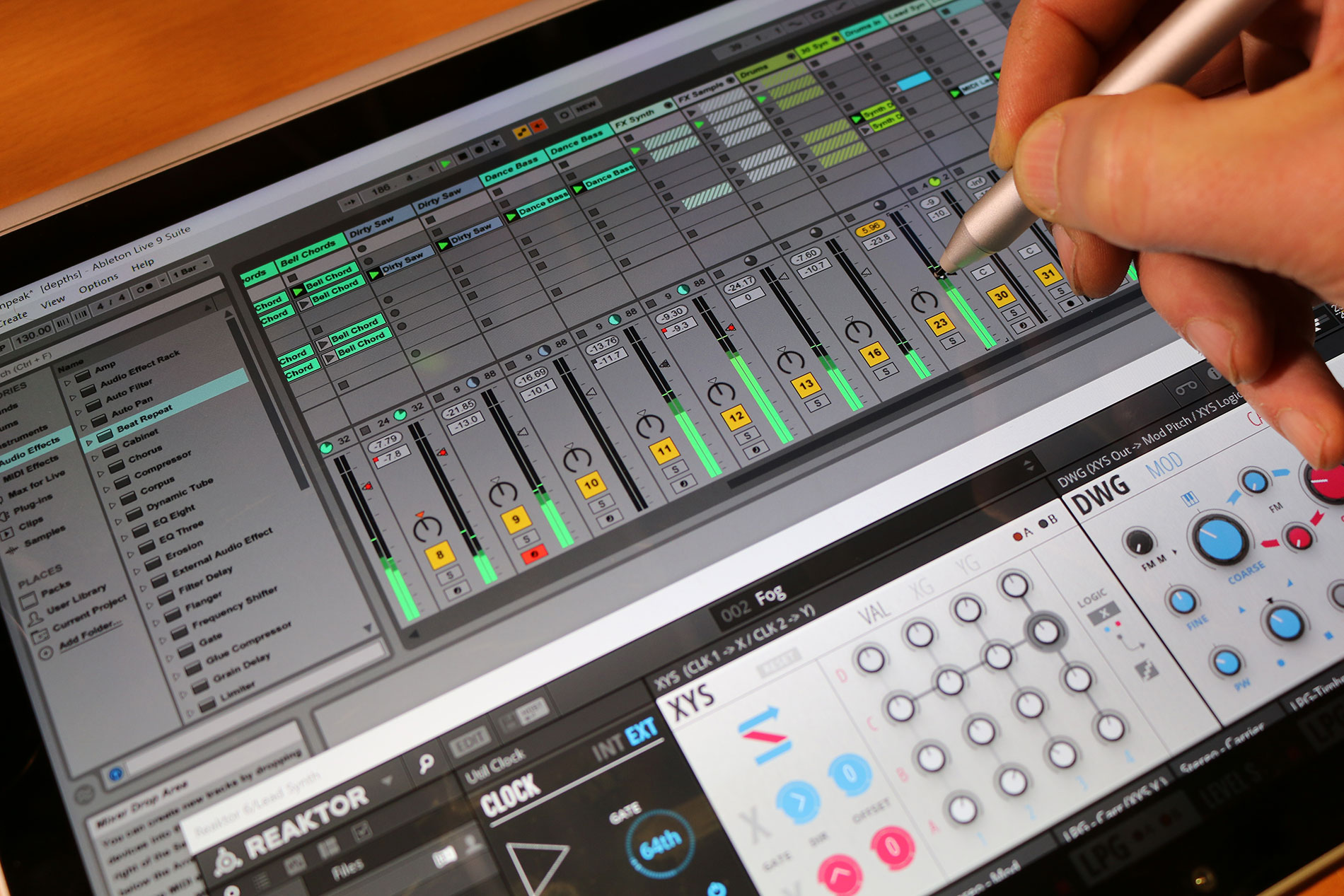 Ableton Live on Surface Book
