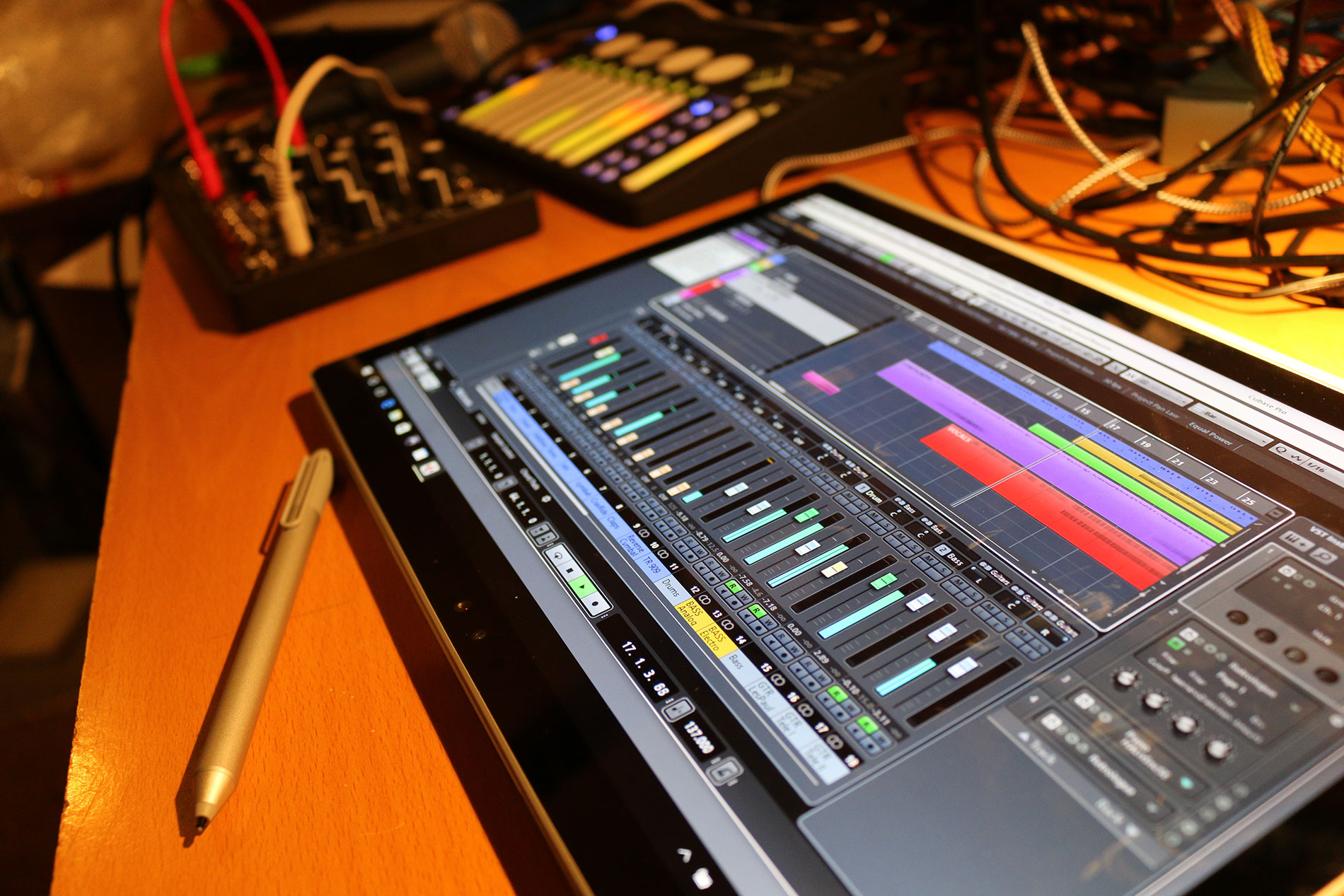 Cubase 9 and Surface Book