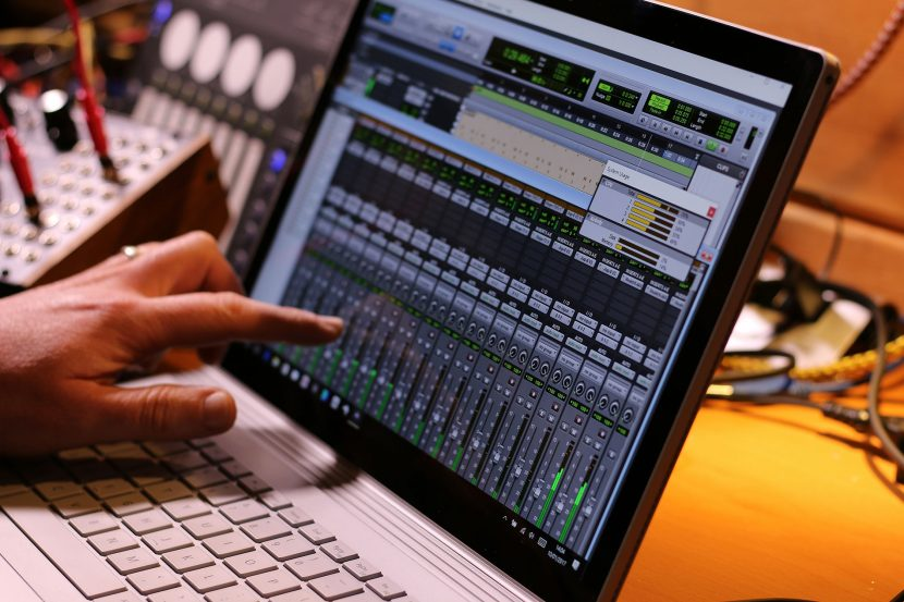 Pro Tools on Surface Book